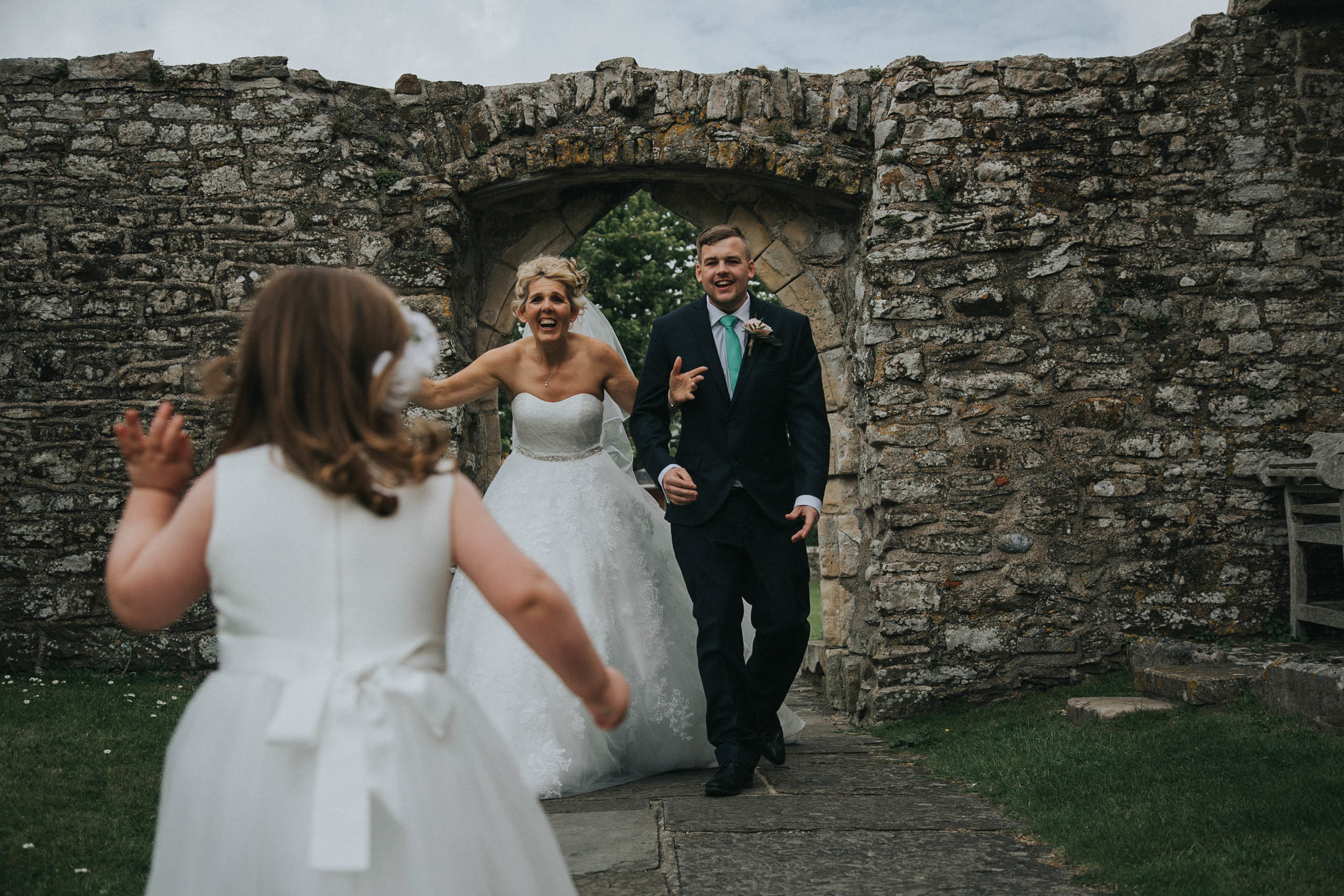 Wedding photography in Rye, East Sussex