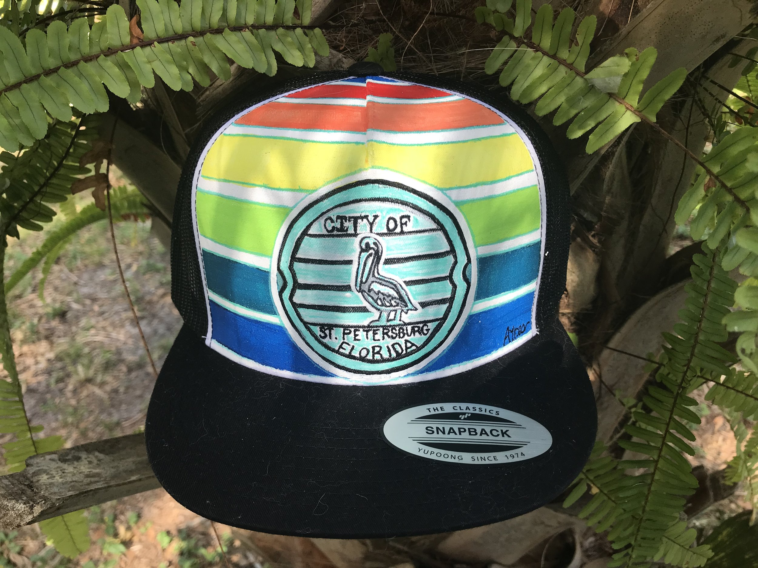 A special design for St Pete Pride!