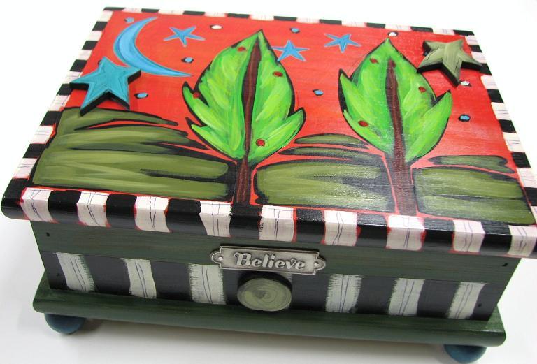 Boxes Keepsake Box BX14