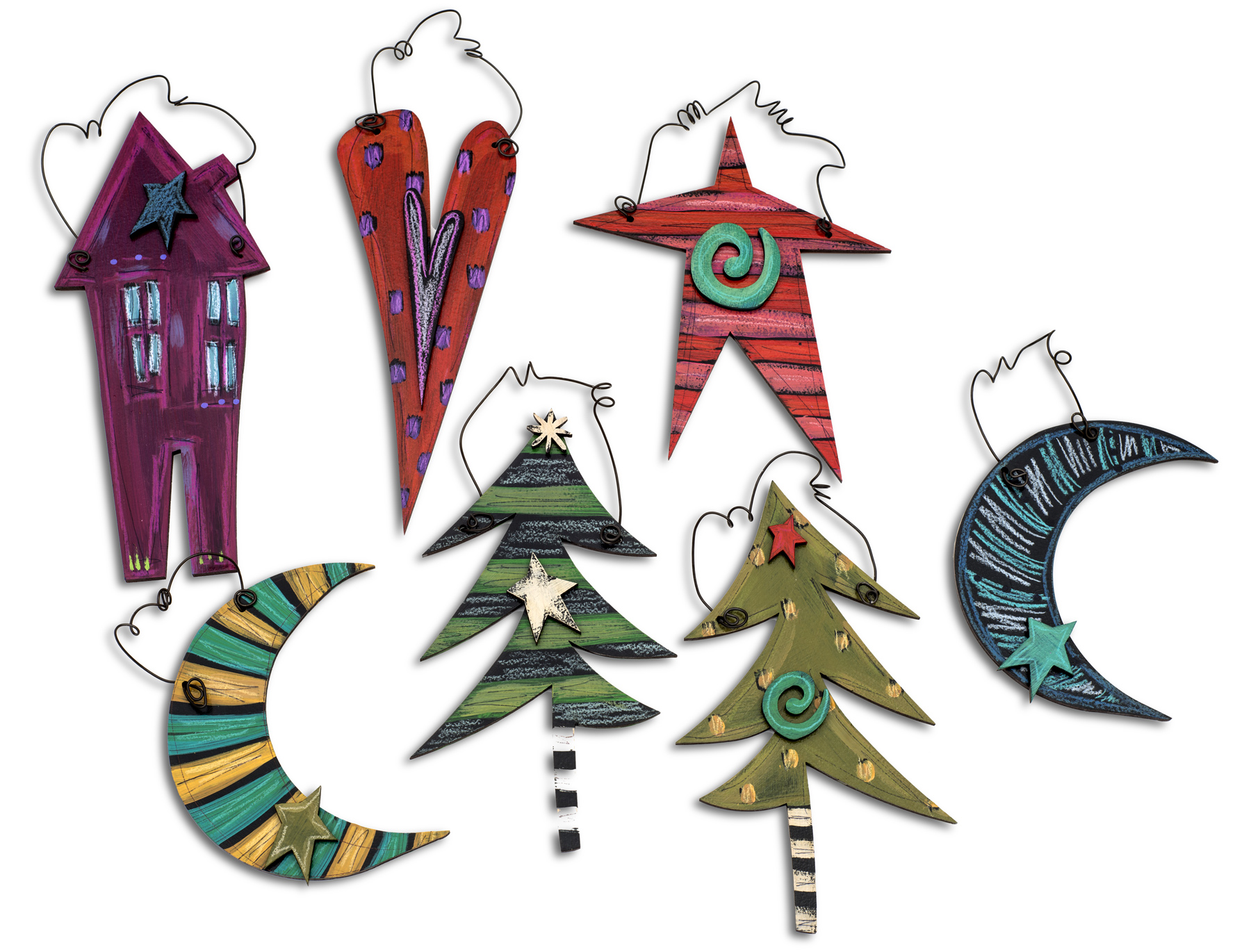 Small Ornaments OR11