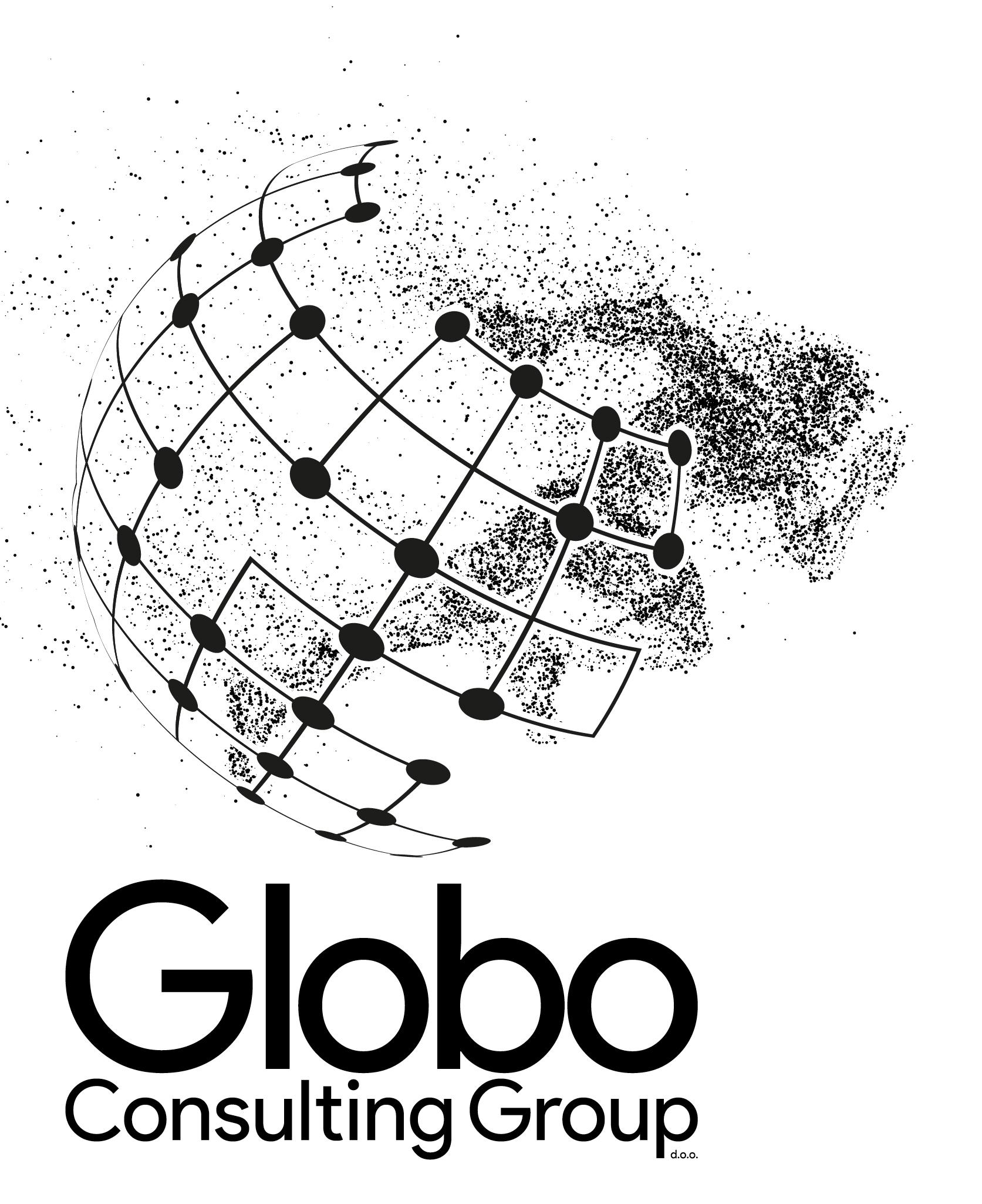 Logo e coordinato aziendale Globo Consulting Group