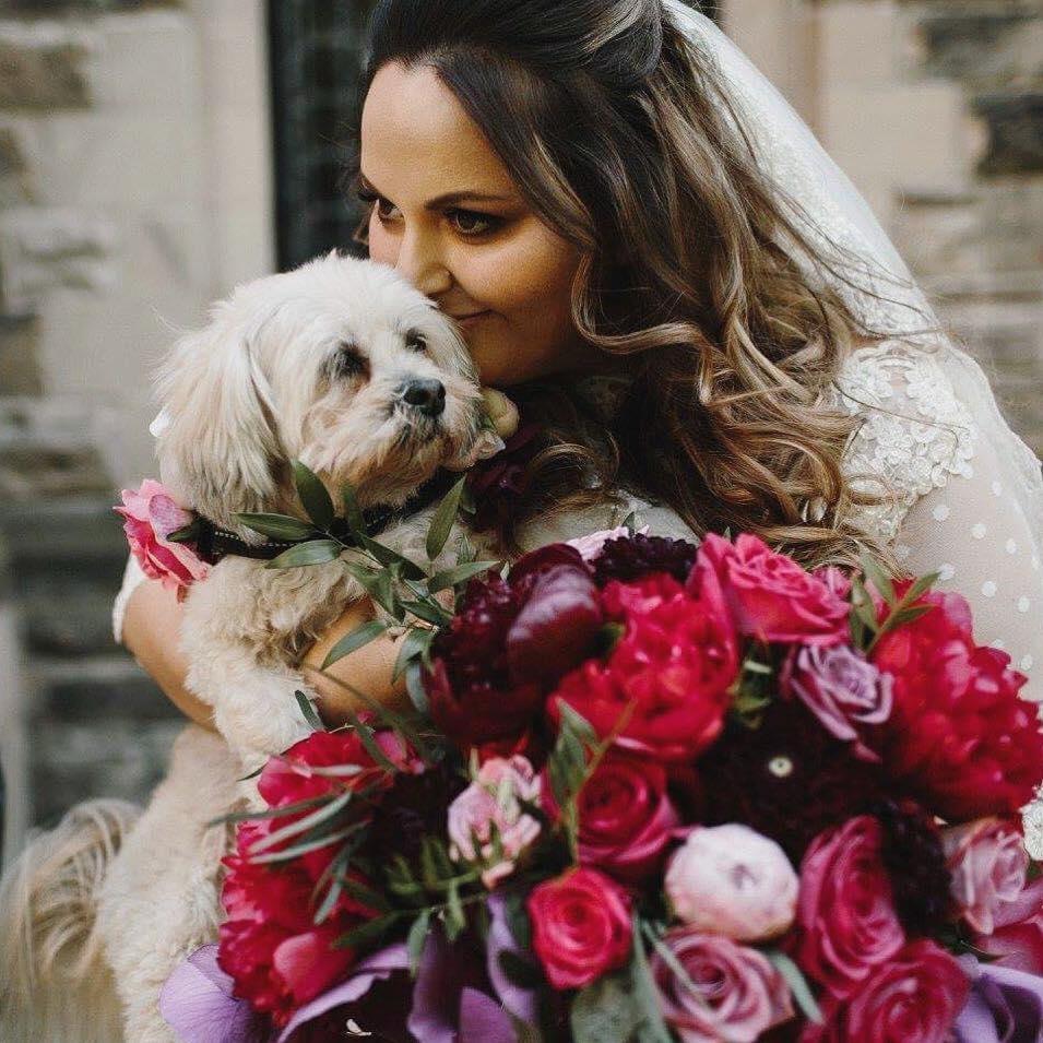 Cora Anderson Floristry // Sara