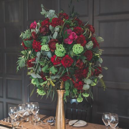 Cora anderson Floristry//Corporateflowers scotland