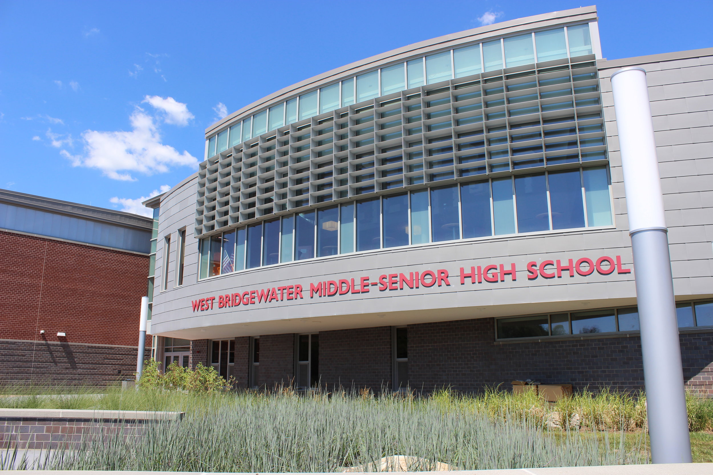 West Bridgewater Middle-Senior High School