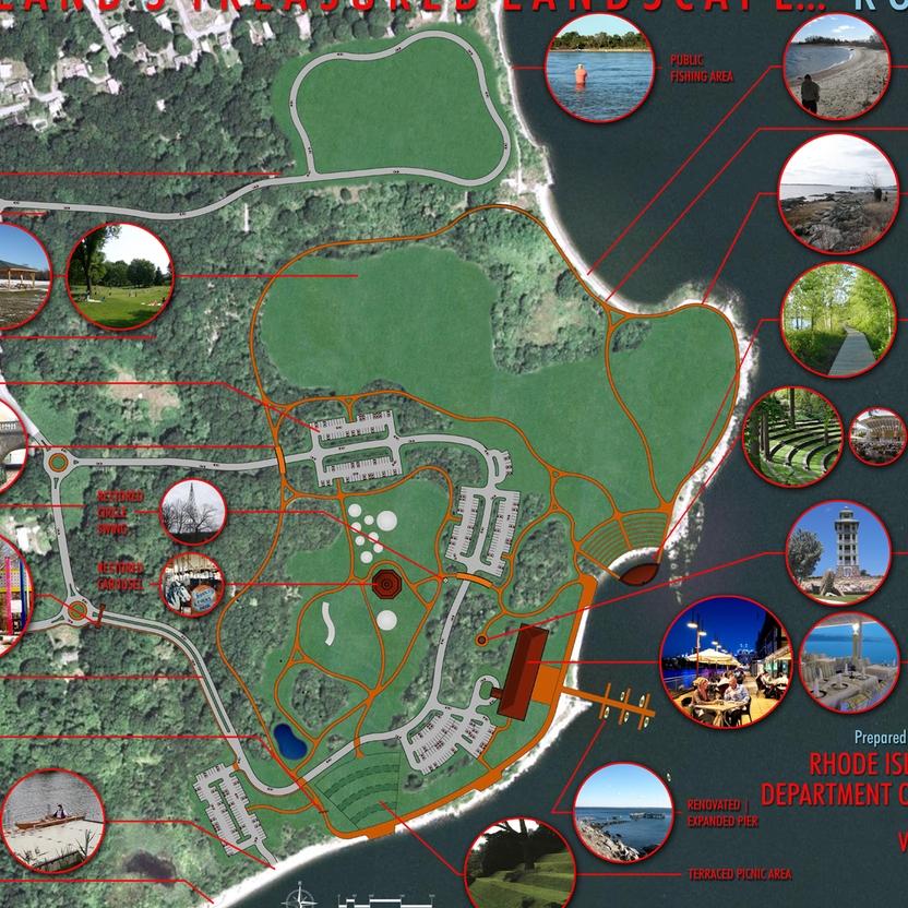 Rocky Point State Park Master Plan