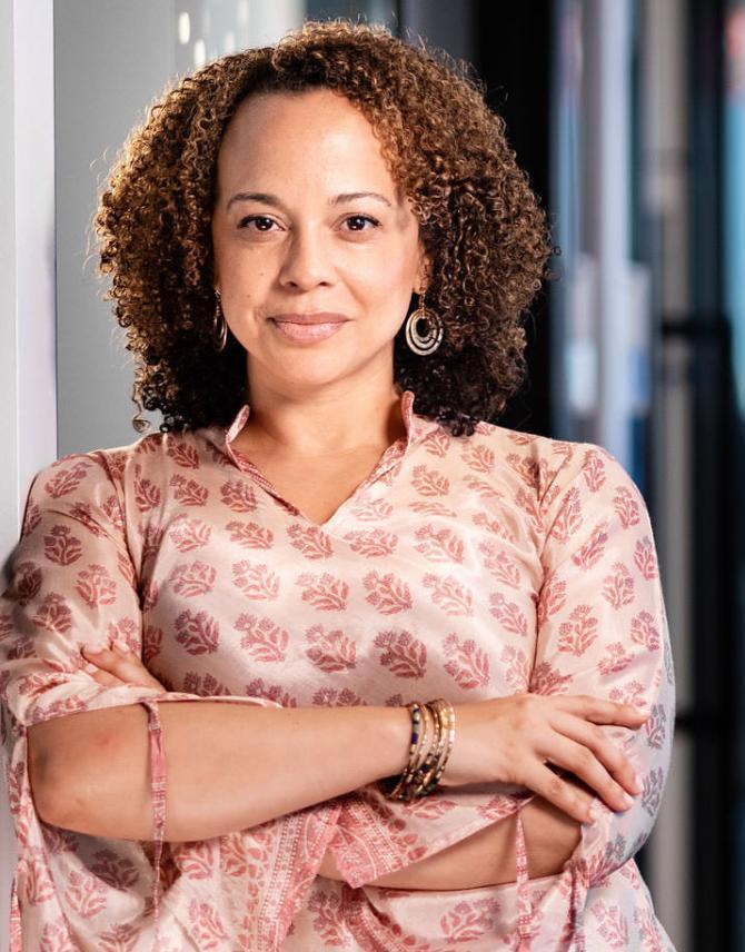 Leticia Peguero, Vice President of Programs,  Nathan Cummings Foundation