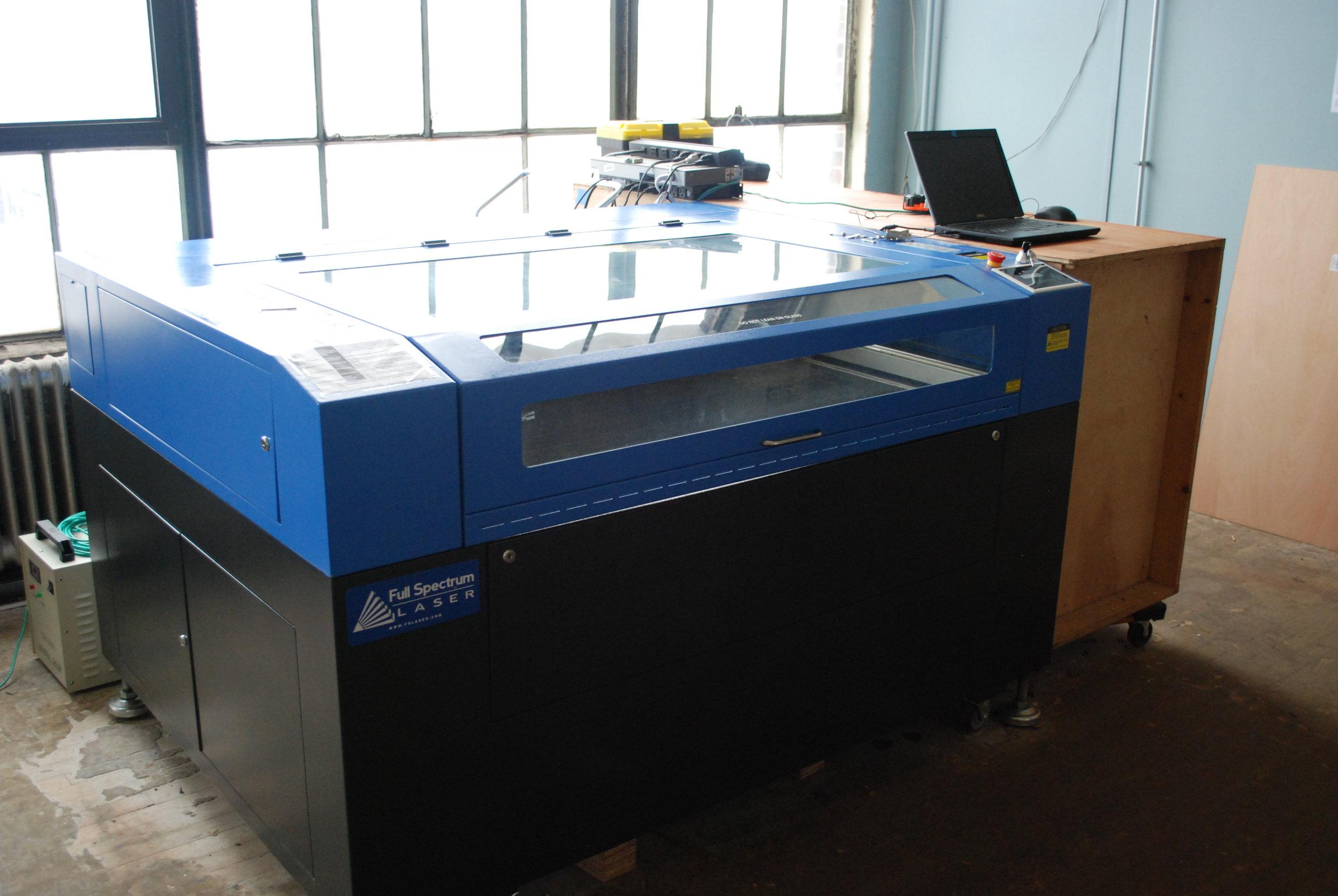 Laser Cut