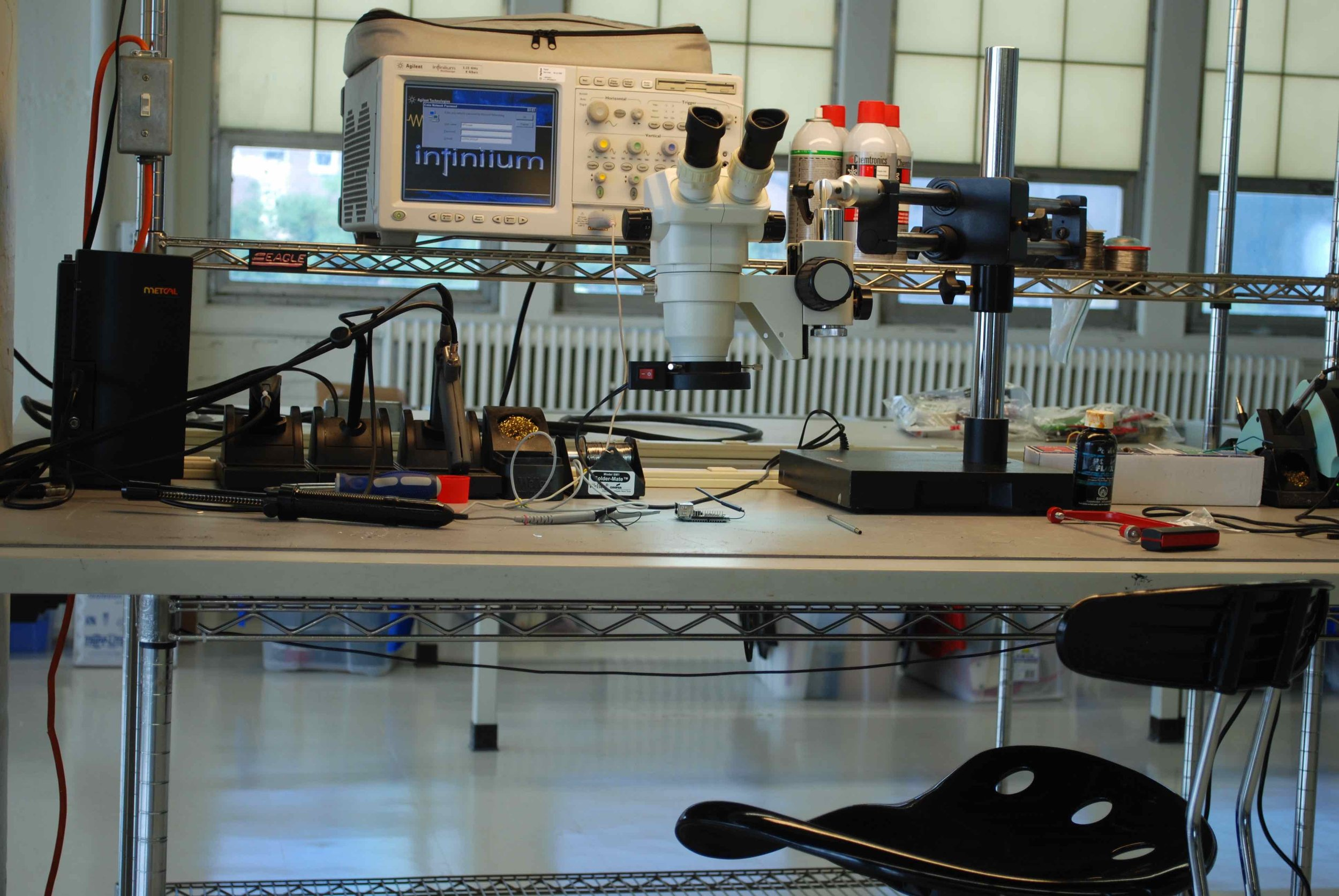 Prototyping Lab WCTI