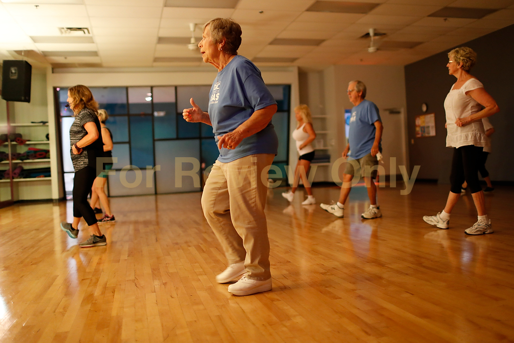 Zumba Gold - Latin dance inspired workout made for seniors, beginners or others needing modifications in their exercise routine. Build cardiovascular health by challenging the heart and working muscles with dance moves. See Schedule →