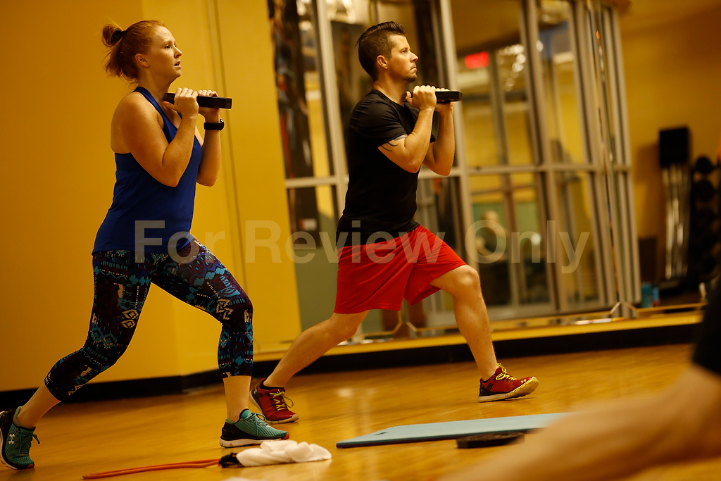 Cardio Combo - High energy athletic workout using interval training to maximize cardio output while also building strength and endurance.See Schedule →
