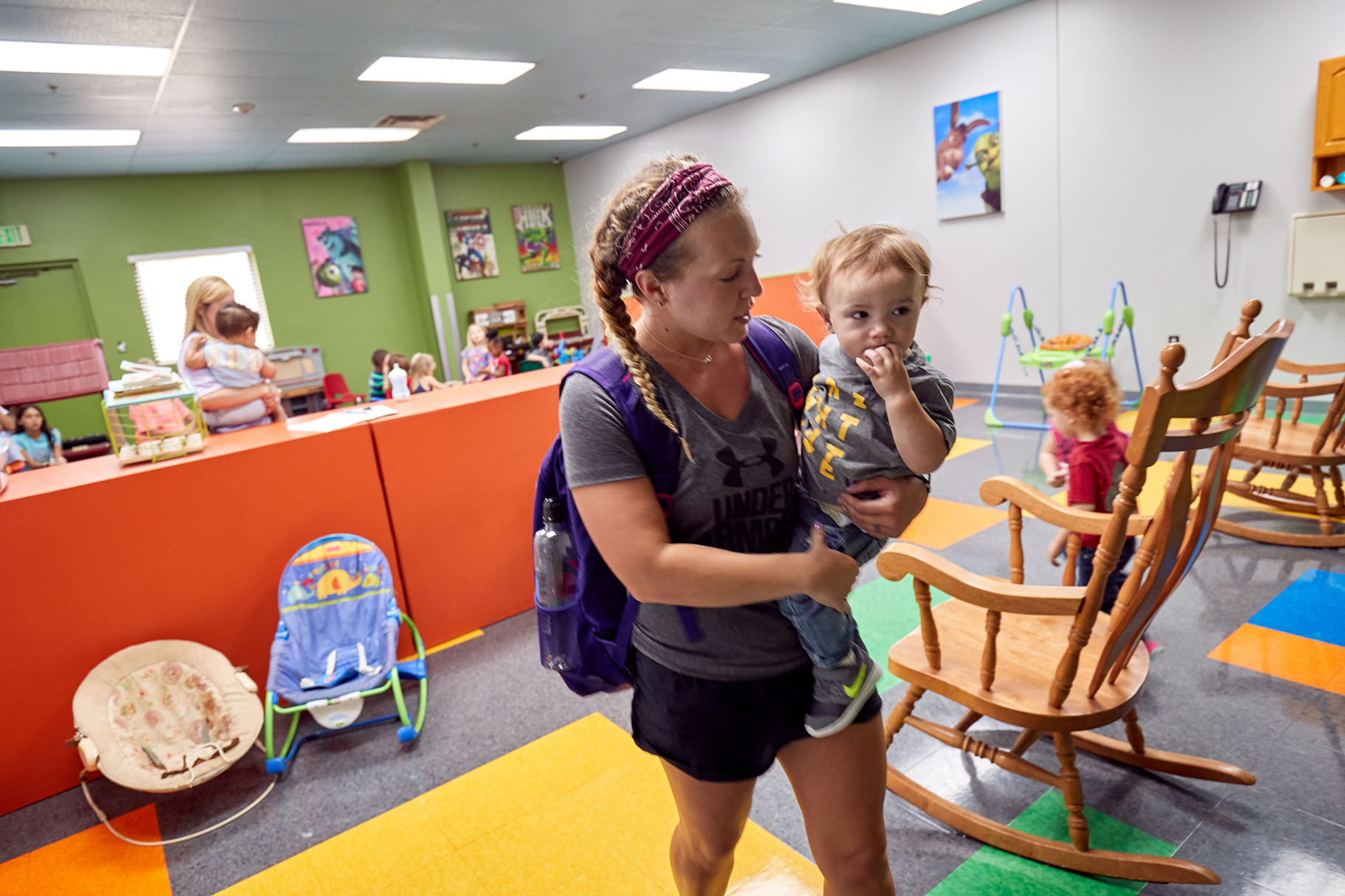 Childcare -