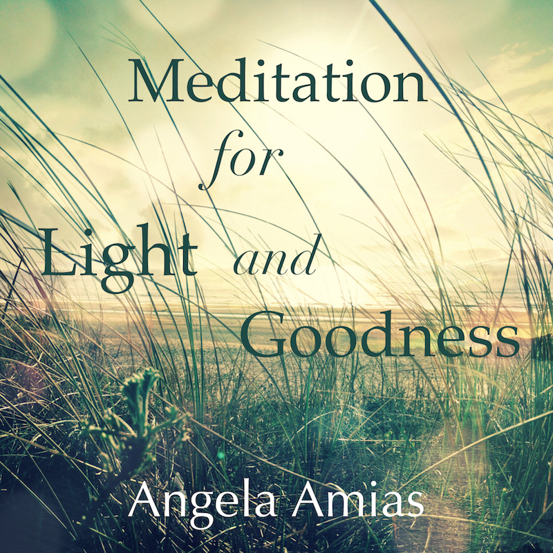 a free guided meditation to create joy and ease stress