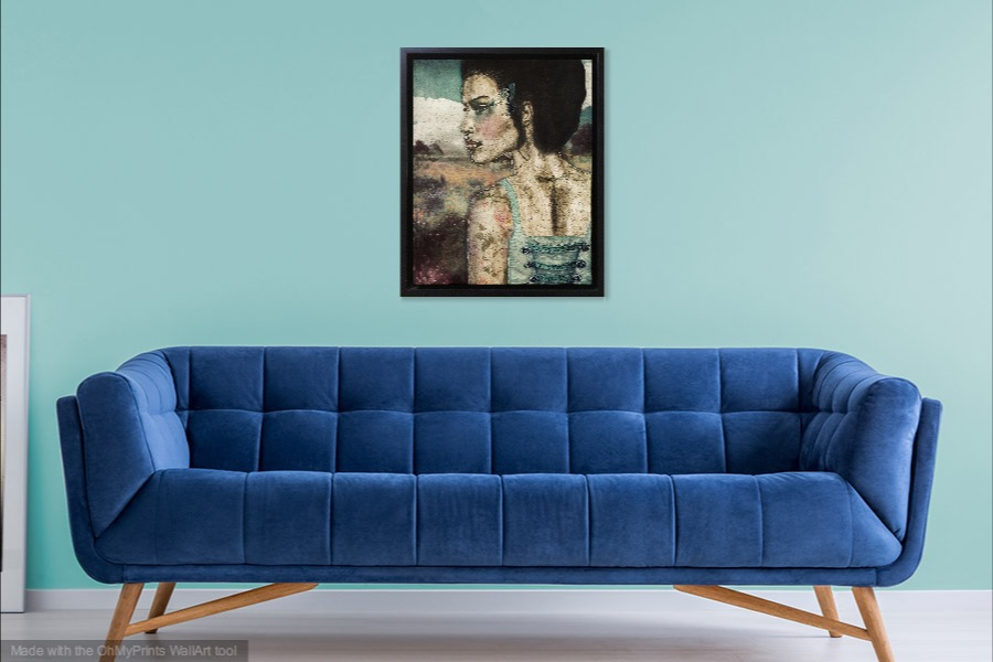 Wall art for waiting rooms and offices