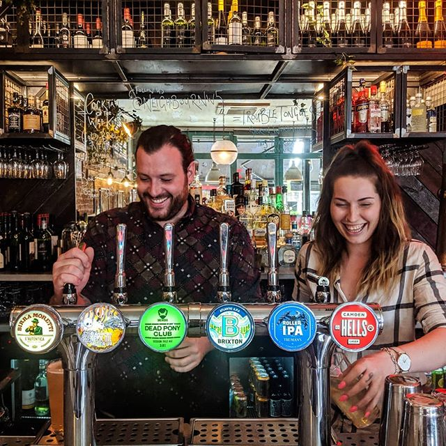 WE'RE HIRING!  If you think you've got what it takes to join Chris, Jess and the rest of the front of house team then get in touch.  We're looking for hard working people with a great attitude - a fun side is a must! We don't care if you can't make a mojito (full training provided) as long as you can smile!  Send CVs to contact@neighbournw5.com . . . #urbanpubsandbars #barlife #publife #bartender #bartenderlife #serverlife #ktown #nw5 #kentishtown #northlondon #camden #london #staffsearch #jobsearch #londonjobs #londonbartenders #londonjob #jobsearch