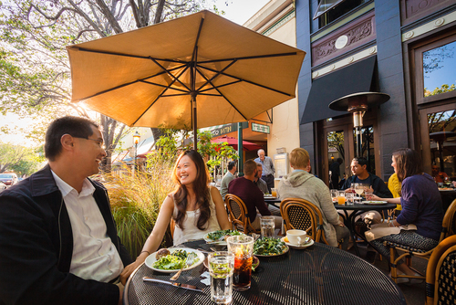 - Visit Downtown Redwood City, CA for ethnic holes-in-the-wall, gastropubs, fine dining, artisanal coffee, & more.EXPLORE ALL DOWNTOWN RESTAURANTS AT ONLINE DINING GUIDE!