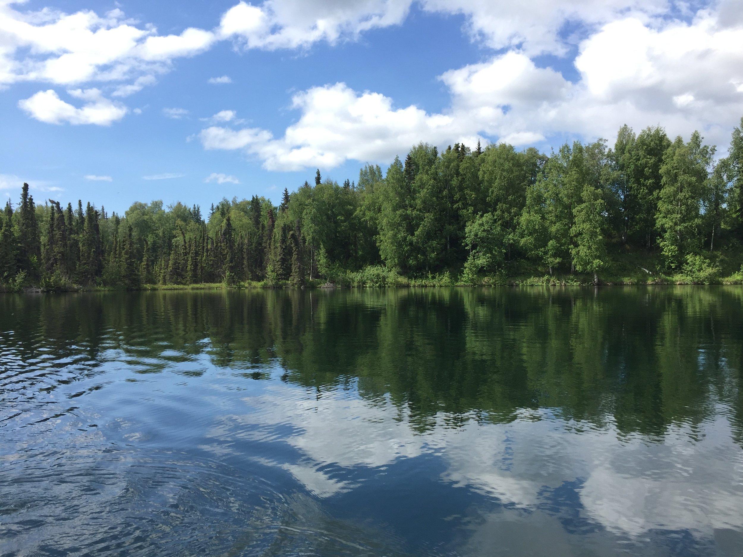 Fish Lake, Kenai National Wildlife Refuge