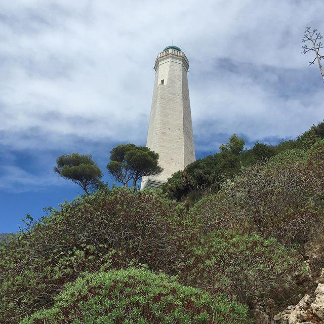Idag har vi vandrat längs med smala klippstigar på underbart vackra Cap Ferrat och svalkat oss i ljummet Medelhav🌞