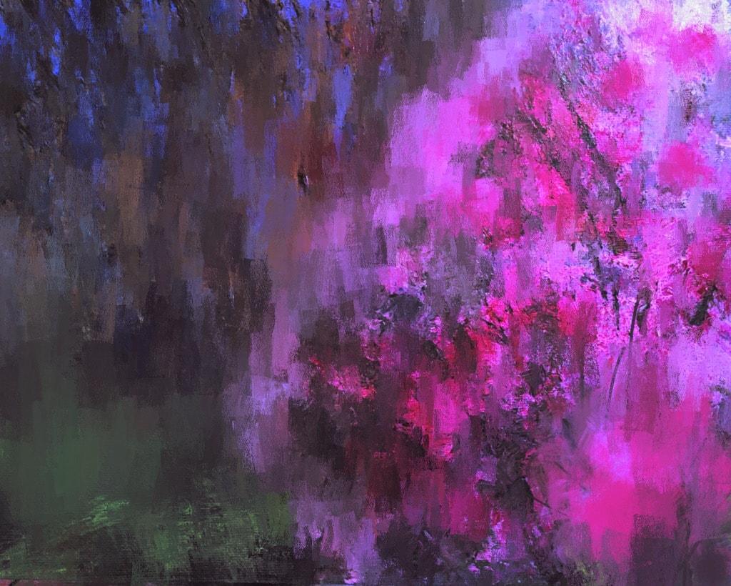 iPad digital painting version 1