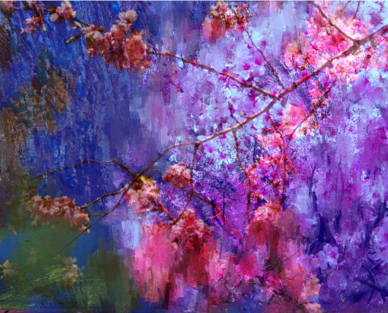 iPad digital painting version 2