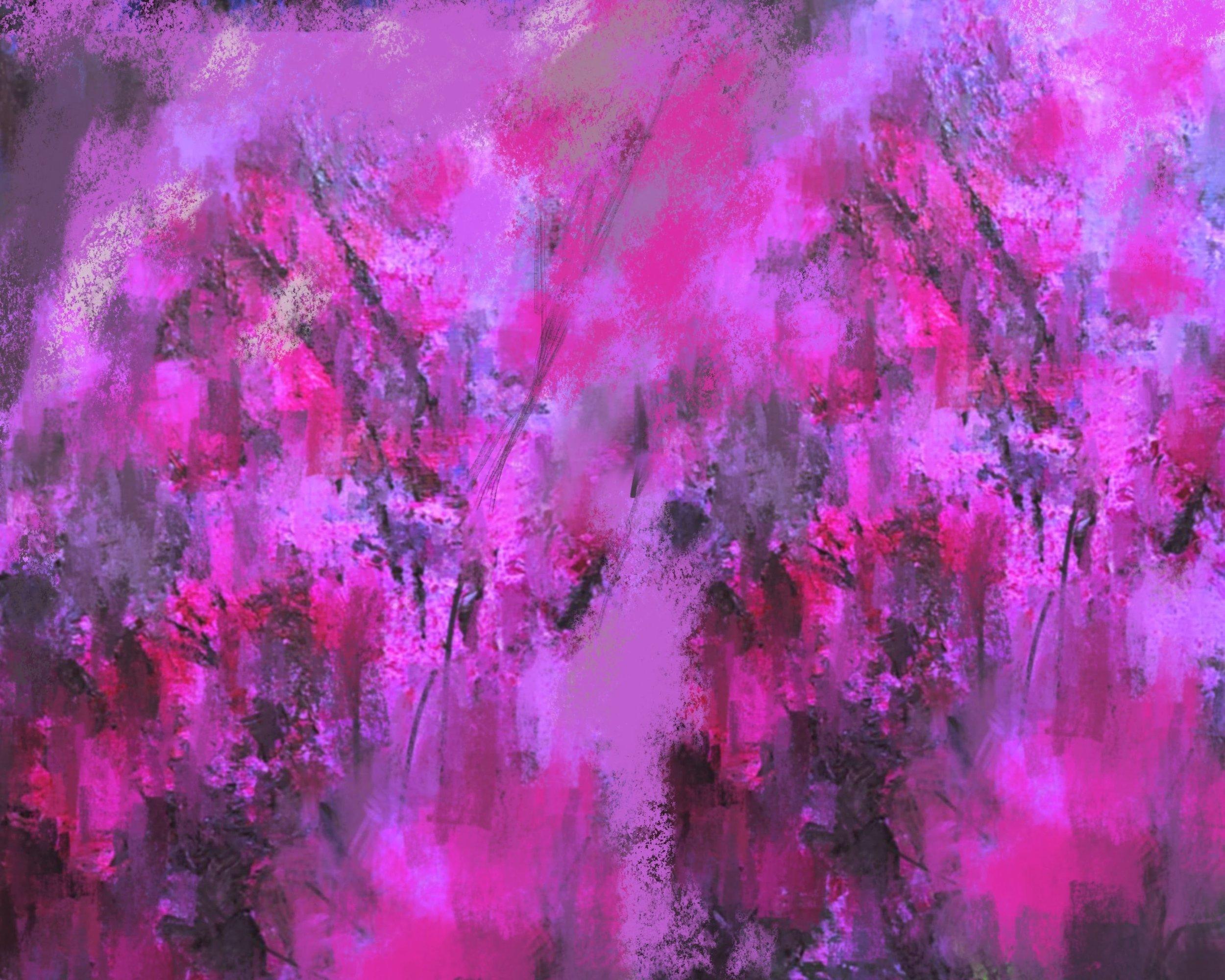 iPad digital painting version 3