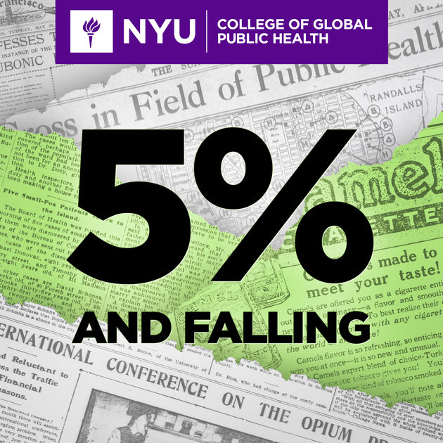5% And Falling