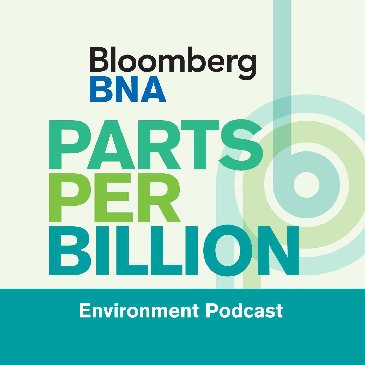 Bloomberg Environment: Parts Per Billion