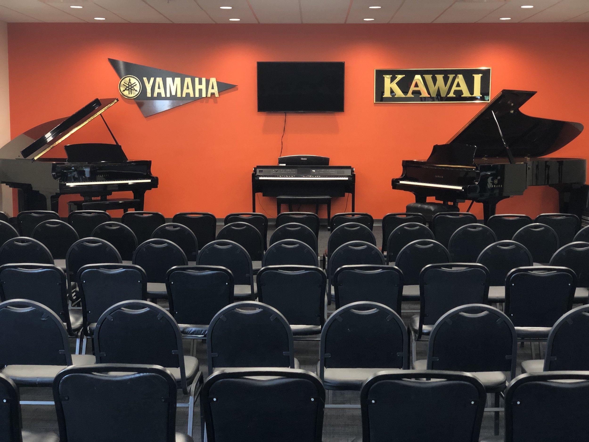 Classroom & Recital Hall