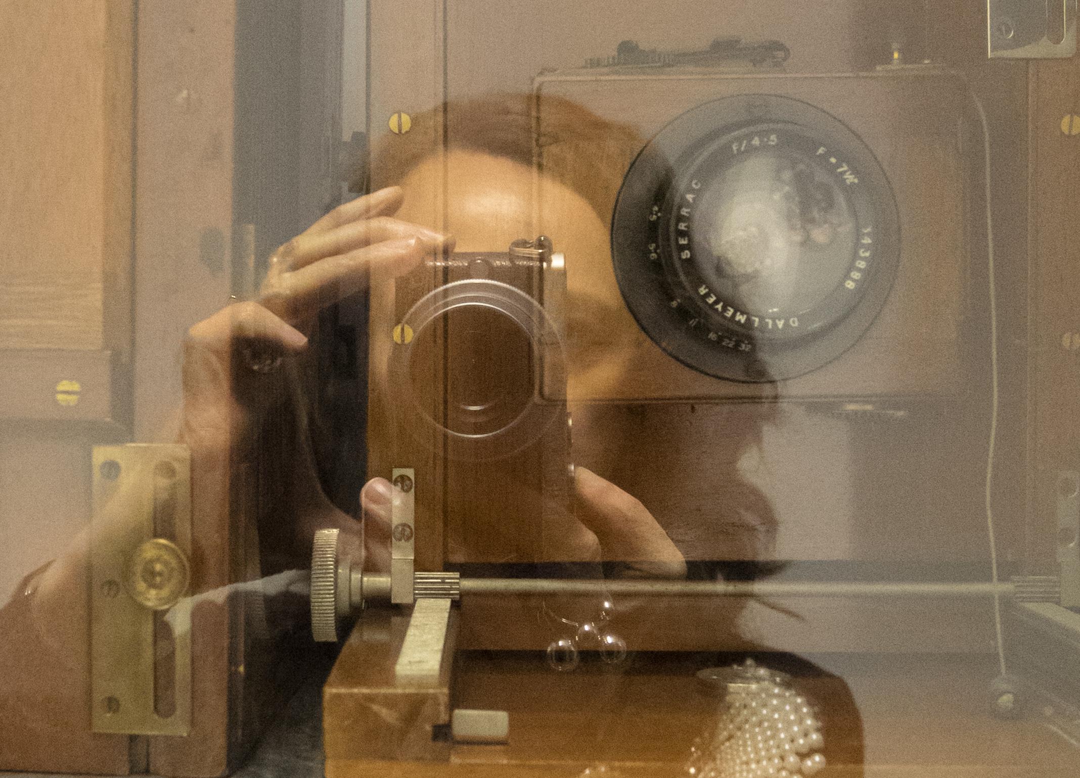 Joanna Zylinska at the National Media Museum, Bradford, UK