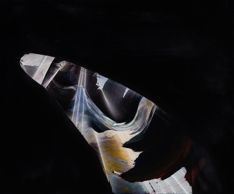 """Peace of Mind, 2017, oil on panel, 20"""" x 24"""""""