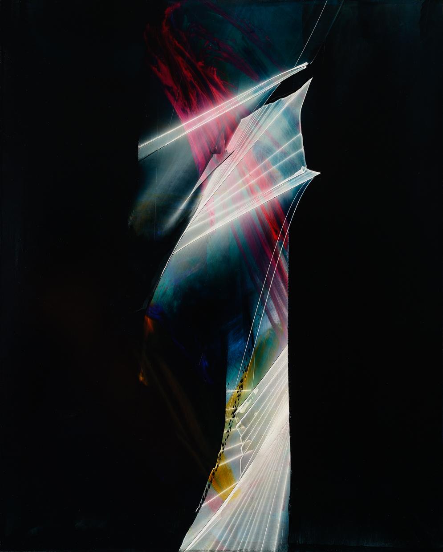 "Anthem, 2015, oil on panel, 20"" x 16"""