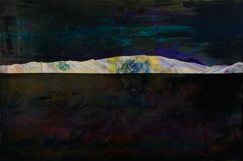 """Heirloom, 2014, oil on panel, 24"""" x 36"""""""