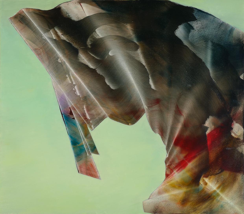 "Nephew, 2014, oil on panel, 12"" x 14"""