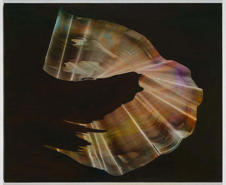 "Wish, 2013, oil on panel, 27-3/4"" x 34"""