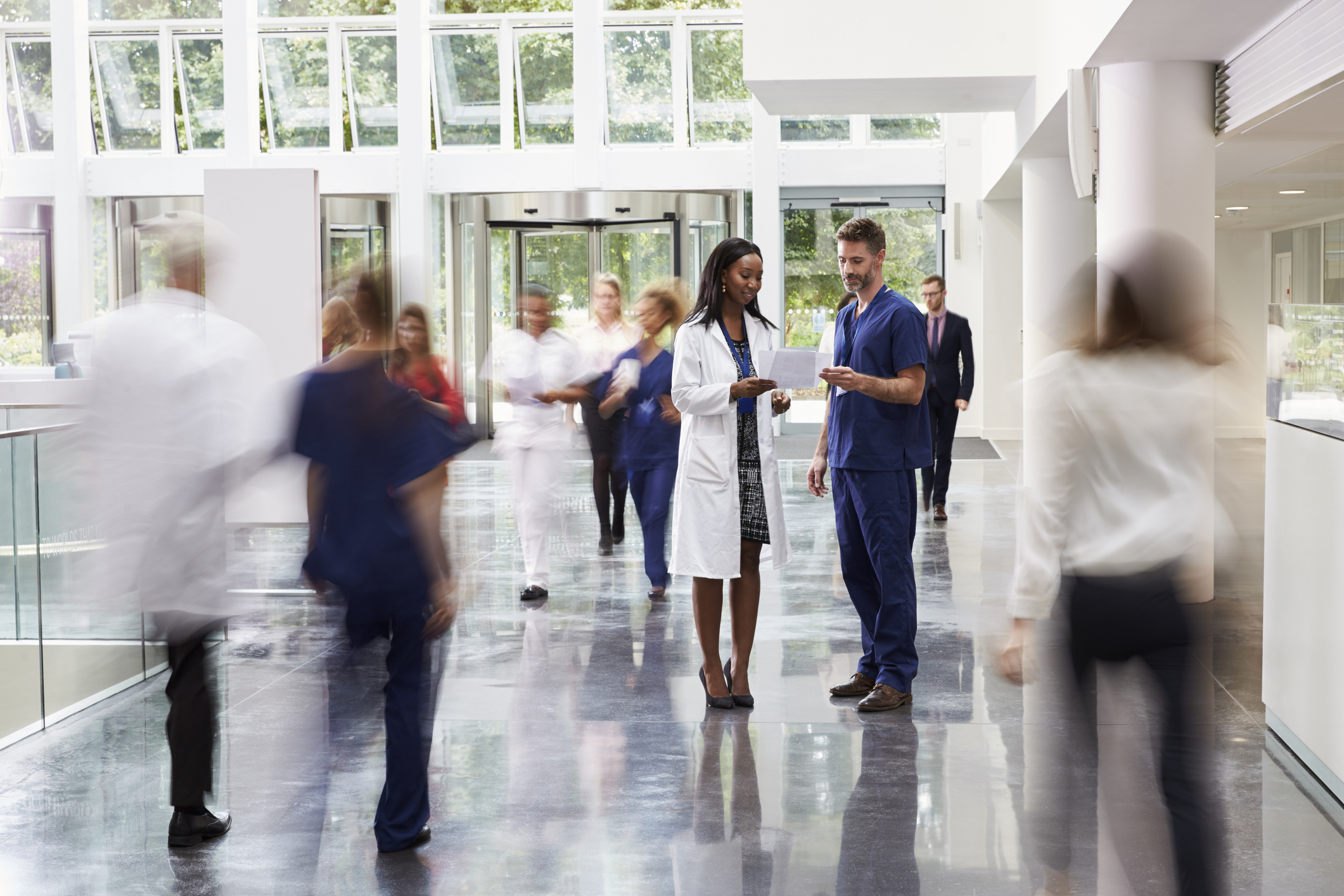 Hospitals & Nursing