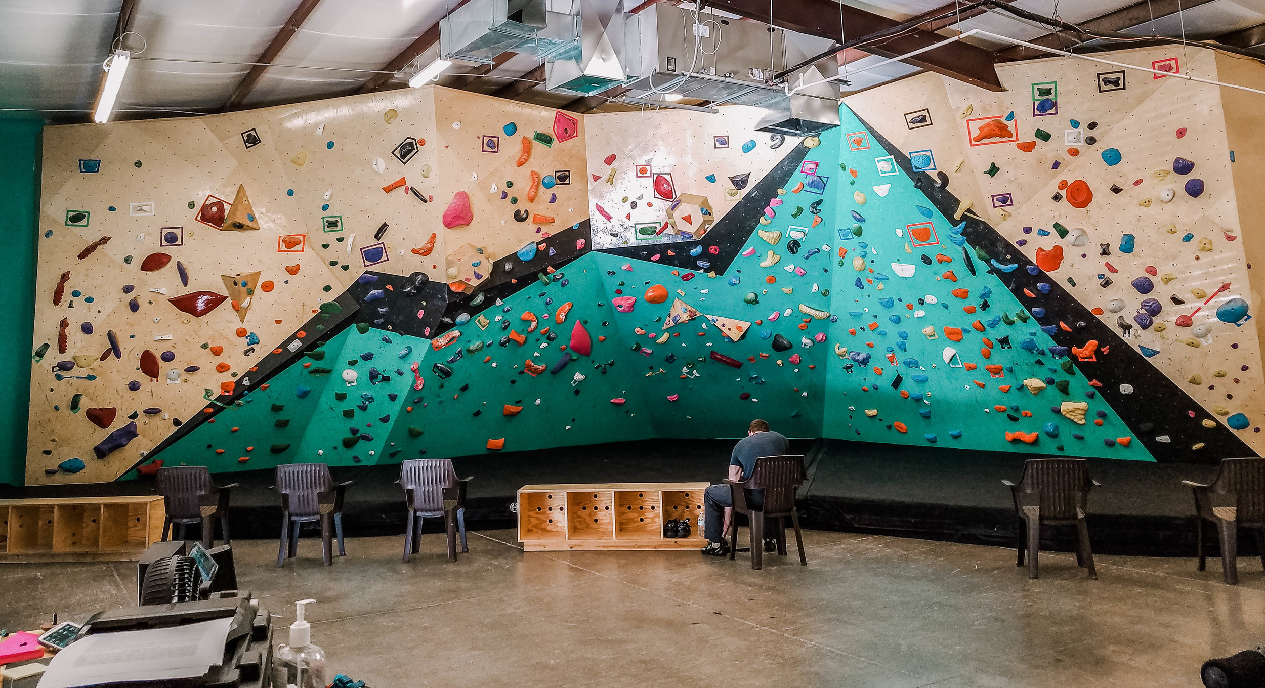 WELCOME TO CIBA   Climbing. Fitness. Recreation    View Our Rates