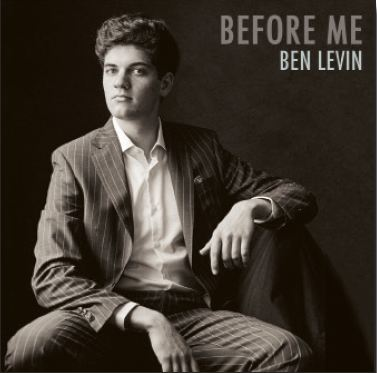 """My new CD """"Before Me"""" is now available!"""