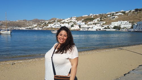 Michelle Antunez | Blogger and Owner of MCH Vacations, Inc | @  michelles193life