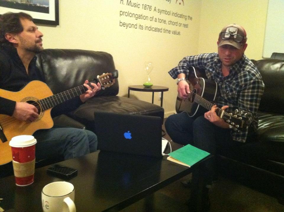 Marty Dodson & Johnny Reid
