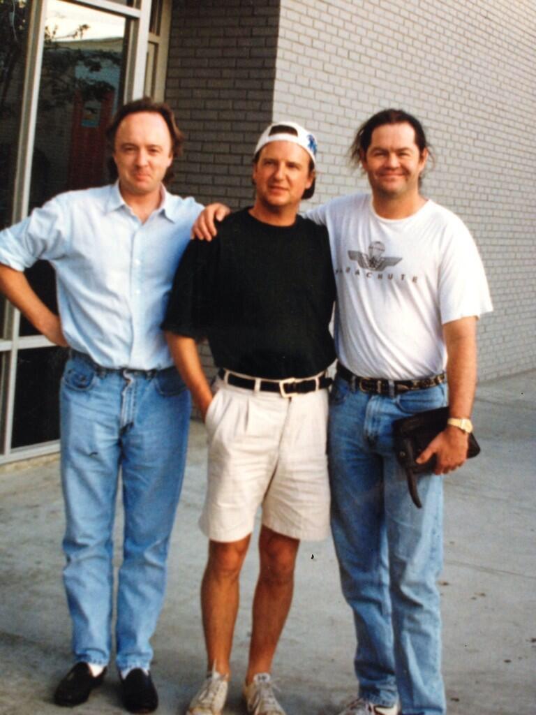 Steve Churchyard & Micky Dolenz