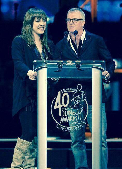 Deane's Lifetime achievement ceremony.