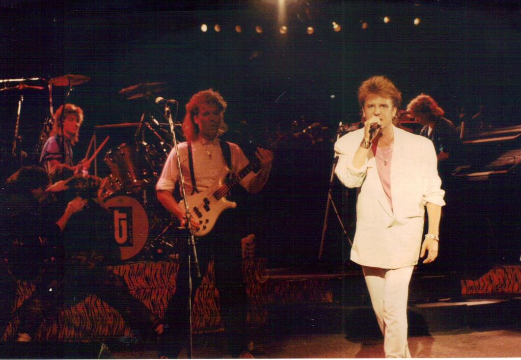 "Glass Tiger MuchMusic special, "" Live From The Ontario Place Forum."""