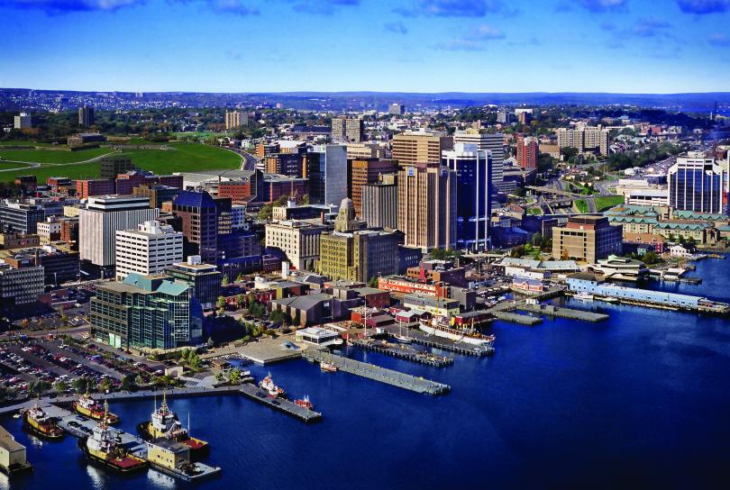 Halifax, Nova Scotia.