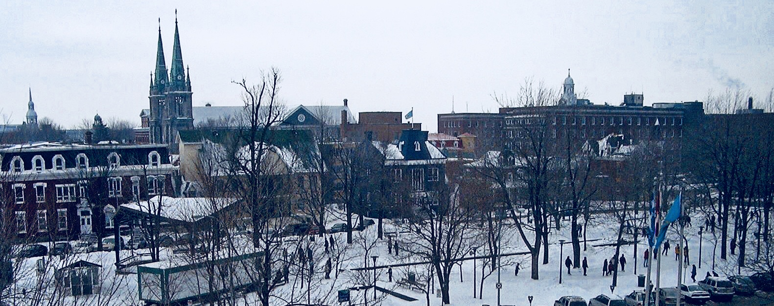 St.Hyacinthe, Québec.
