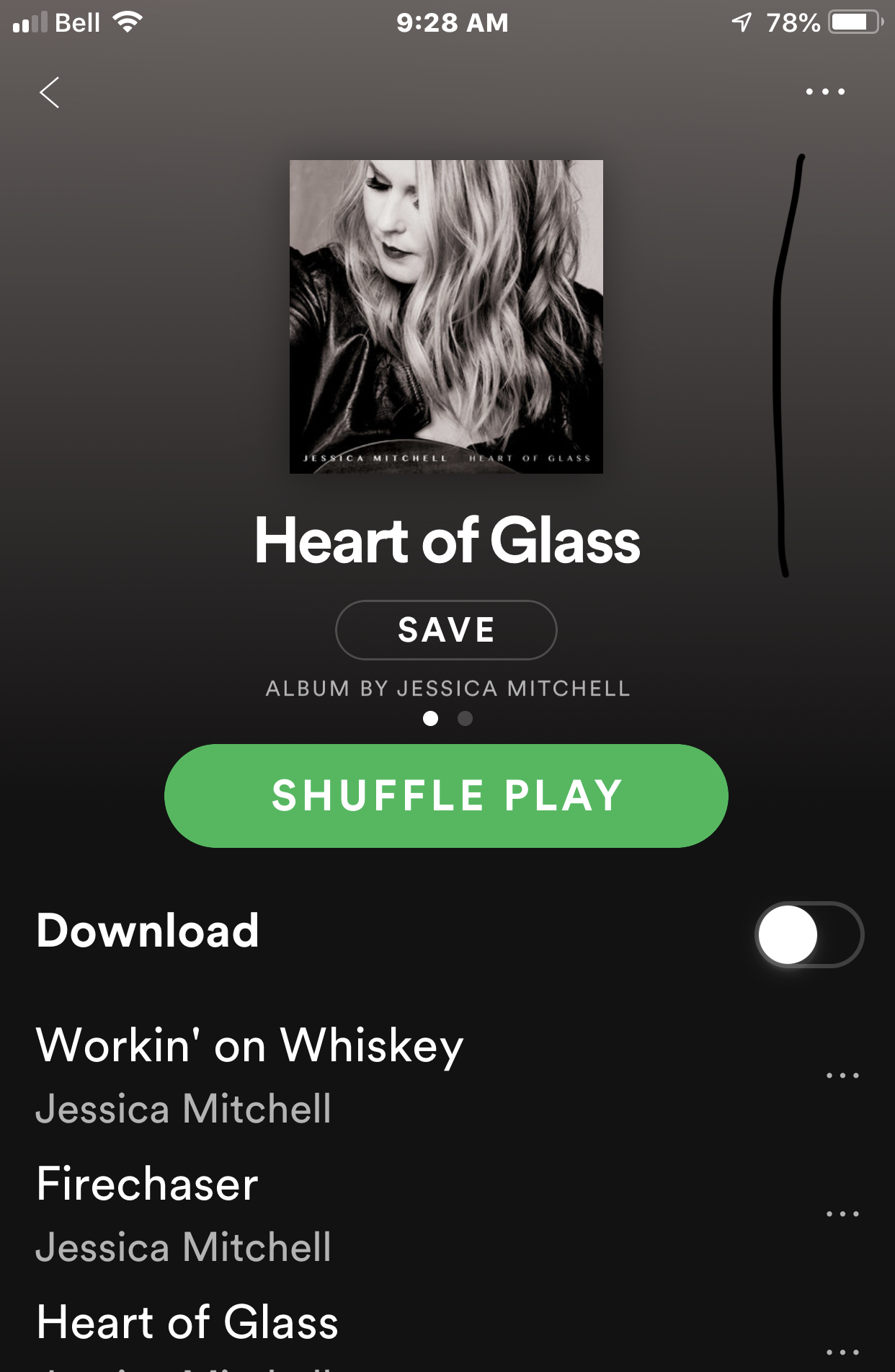 Check out Jessica on Spotify.