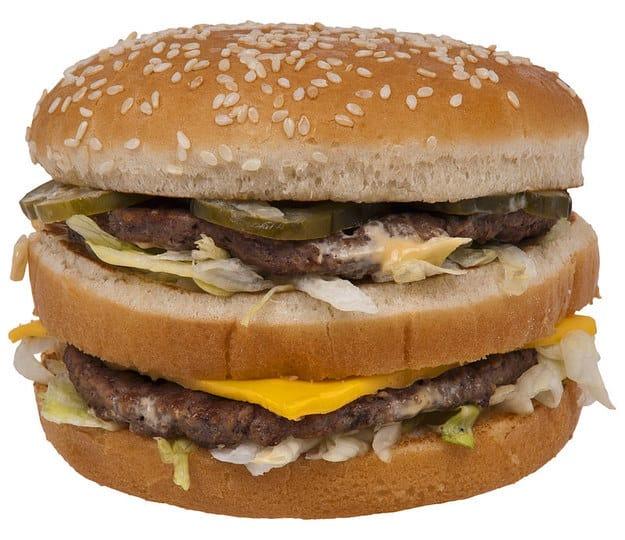 The 65 cent Big Mac.