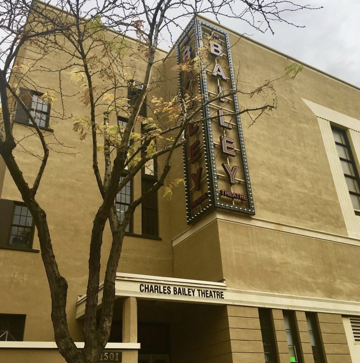 The Charles Bailey Theatre