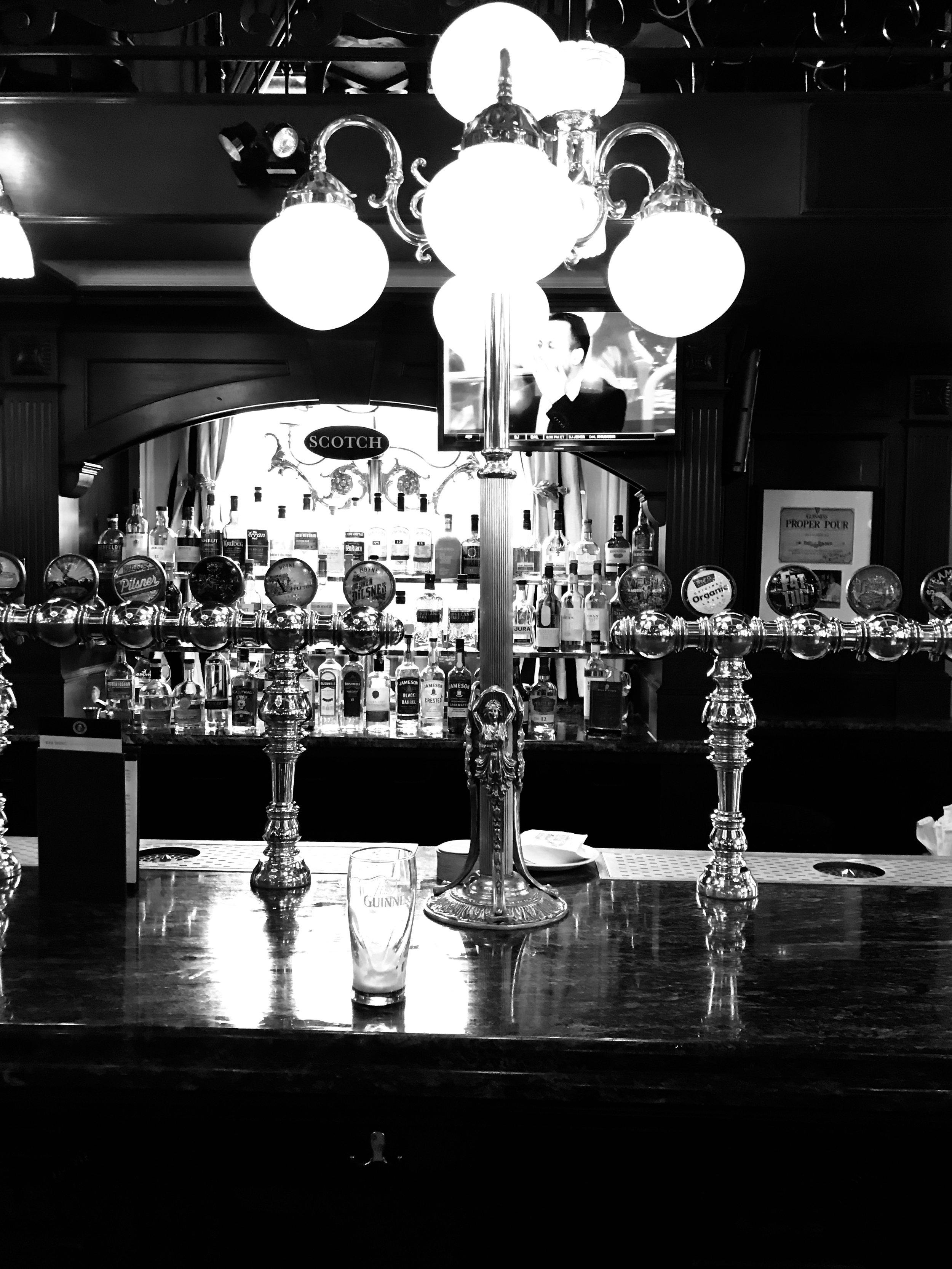 Beautiful pubs plus beautiful pints = beauty!