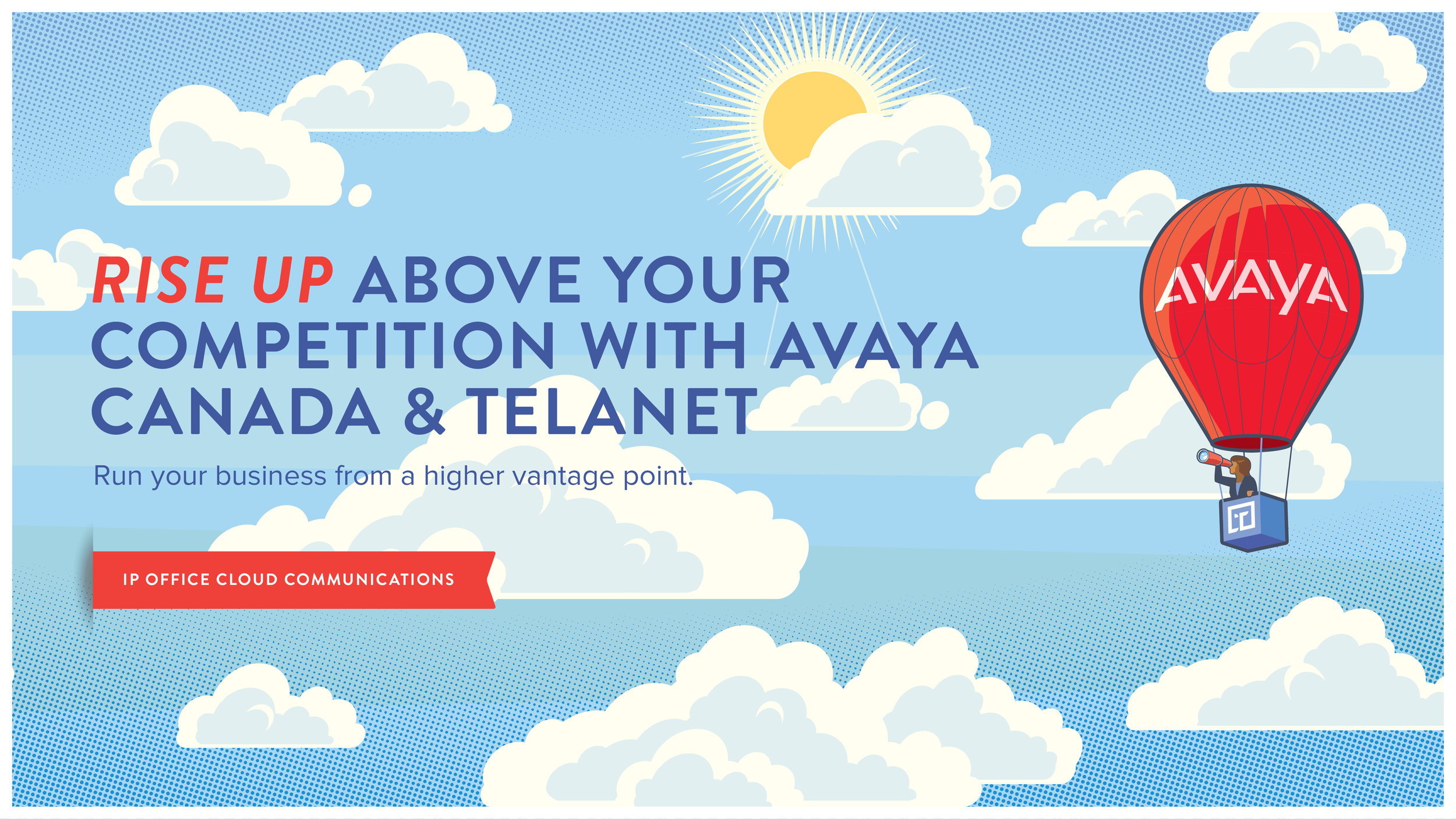 telanet cloud powered by avaya