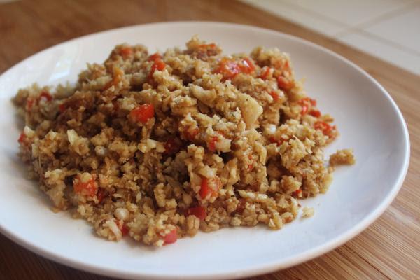 Cajun Cauli-Rice