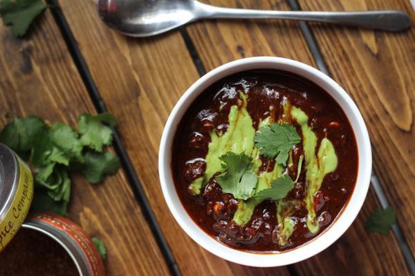 Ancho Pepper Chili